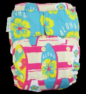 pañal de natación aloha