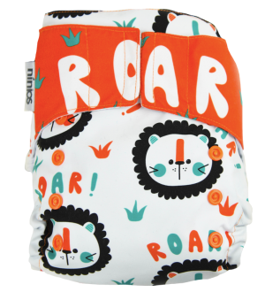 *Estampado Basico roar