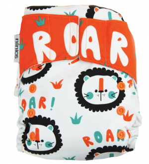 Estampado Premium roar