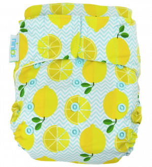 pañal de natación limonada