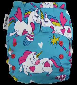 *Estampado PREMIUM unicornios
