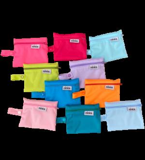 Bolsa Impermeable Mini 1 PZA (Colores Varios)