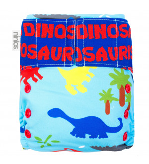 Estampado BÁSICO dinosaurios