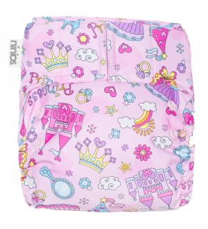 Estampado PREMIUM princess